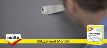Molto Blitzzement Moltofill Anleitung