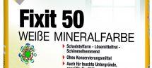 Molto Fixit 50 Weiße Mineralfarbe